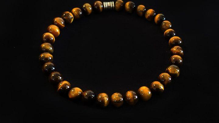 bracelet œil-de-tigre